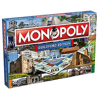 Guildford Monopoly Board Game