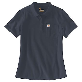 Carhartt Dames Polo Short Sleeve