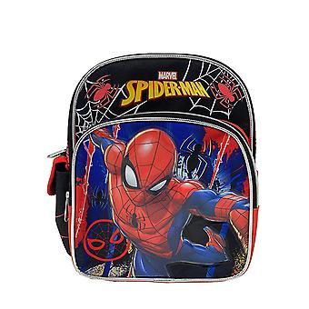 Mini Backpack - Marvel - Spiderman Black/Red 10
