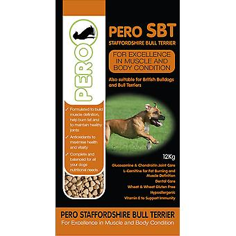 Pero Staffordshire Bull Terrier - 12kg