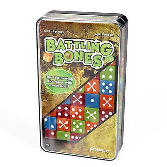 Games - Pressman Toy - Battling Bones in CDU New 1495-09