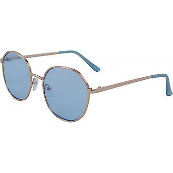 Gafas de sol Unisex alrededor de Kat. 3 oro/azul (3300-B)