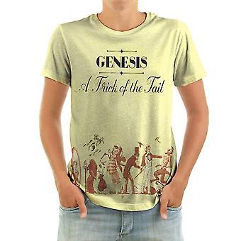 Born2rock - trick of the tail - genesis t-shirt
