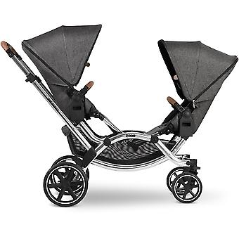ABC Design Diamond Edition Zoom Tandem Pushchair Asphalt