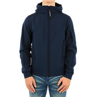 C.P.Company Outerwear - Medium Jacket Blue 09CMOW042A005784A8888Outerwear