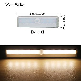 Pir Motion Sensor Led Schrank Cocina Leuchtet Aluminium Batterie powered Led Sensor