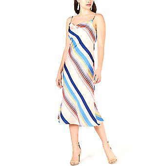 Lucy Paris | Sienna Rainbow Slip Dress