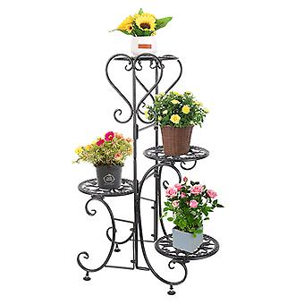 Tykkere Metal Flower Plant Stand