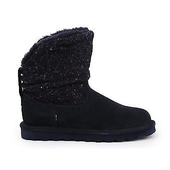 Bearpaw וירג'יניה חיל הים 2133W310 אוניברסלי חורף נשים נעליים