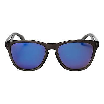 Cheapo Bodhi Sunglasses - Grey / Blue Mirror