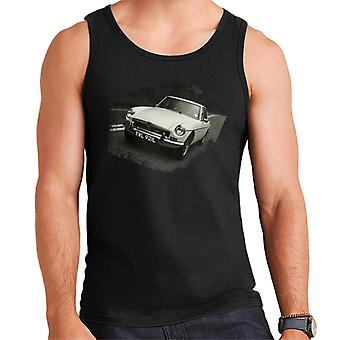 MG On The Road British Motor Heritage Men's Vest