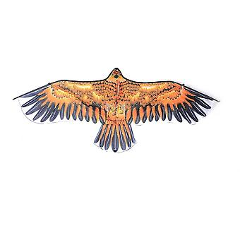 Large Flat Eagle Bird Kite - Outdoor