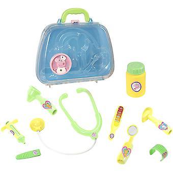 Peppa Pig Medical Case Toy Set