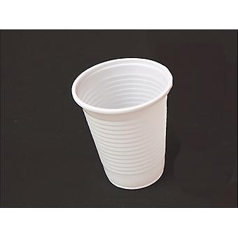 Essential Plastic Cups White x 25 20CUP25