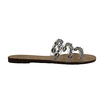 INC International Concepts Women's Shoes Voma Open Toe Casual Slide Sandals