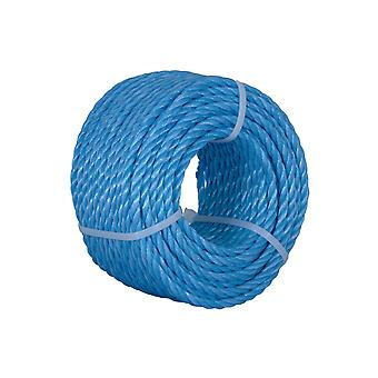 Kendon BR630 3ST Blue Polypropylene Rope 6mm x 30m RD83061