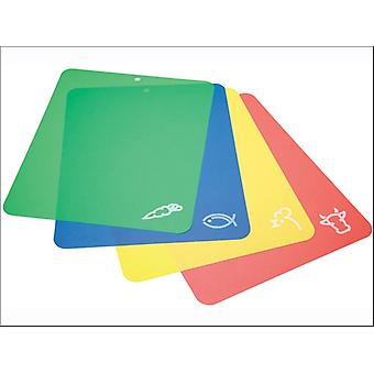 Kitchen Craft Flexible Colour Cutting Mat 30 x 38 KCFLEXCUT2