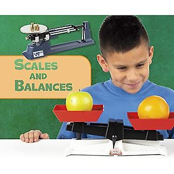 Scales and Balances (Pebble� Plus: Science Tools)