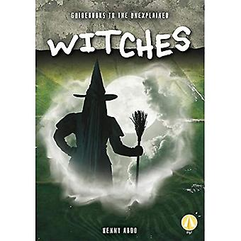 Guidebooks to the Unexplained: Witches