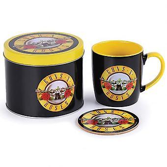 Guns N Roses Mug & Coaster Gift Tin