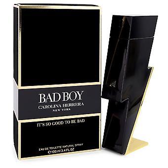 Bad Boy by Carolina Herrera EDT Spray 100ml