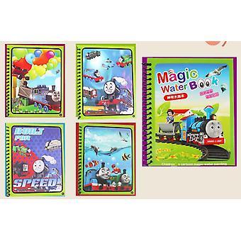 Magic Zeichnung Board Set - Wasser Malbuch