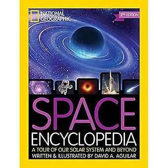 Space Encyclopedia, 2. Auflage: Eine Tour unseres Sonnensystems und darüber hinaus