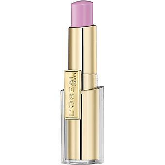 L'Oreal Paris Rouge Caresse Lipsticks - 201 Flirty Violet