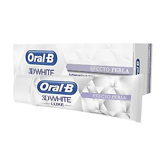 3D White Luxe Toothpaste Pearl Effect 75ml of 75ml
