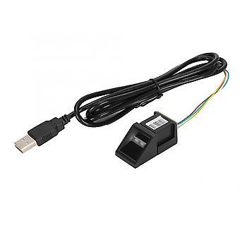 A32- Serrure de porte biométrique, Usb optique, scanner de module de lecteur d'empreintes digitales,