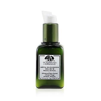 Dr. andrew mega mushroom skin relief & resilience advanced face serum 255011 30ml/1oz