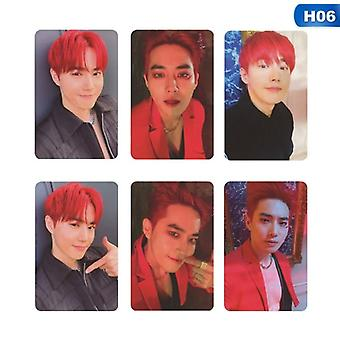 New Fashion Self Made Paper Photo Card  Photocard