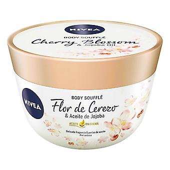 Body Cream Cherry Blossom Nivea (200 ml)