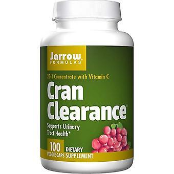 Jarrow Formulas Cran Clearance Caps 100