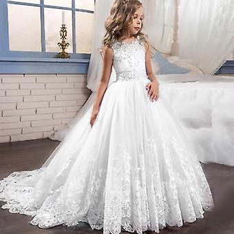 Μακρύ φόρεμα παιδιών παράνυμφων