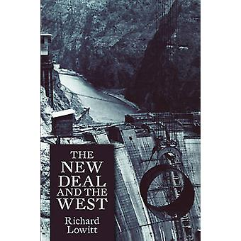 The New Deal and the West av Richard Lowitt - 9780806125572 Bestill