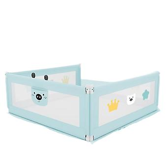 Children's Anti-drop Bed Guardrail Lift Baby Shatter-resistant Fence