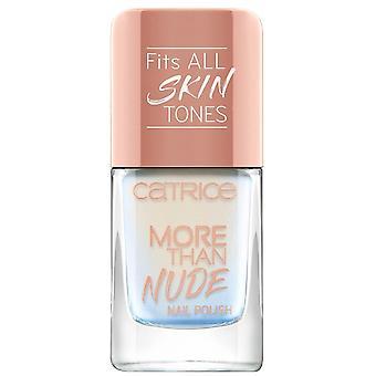 Catrice Cosmetics Plus que du vernis à ongles nu