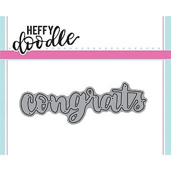 Heffy Doodle Congrats Dies