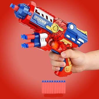 Lapsi Soft Bullet Gun Lelu ase