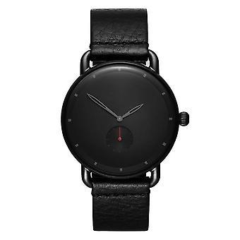 Top Quality Luxury Quartz Bussiness Leather Wrist Watch