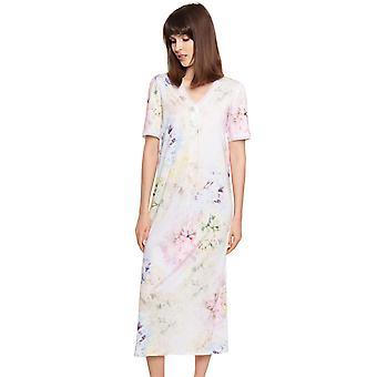 Féraud High Class 3211014-16501 Women's Summer Bloom Cotton Nightdress