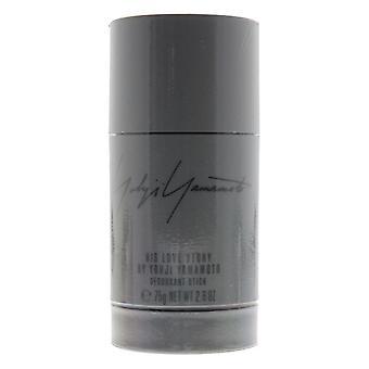 Yohji Yamamoto His Love Story Deodorant Stick 75g