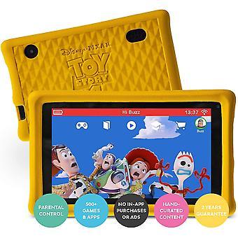 """FengChun Kinder Tablet 7"""" - Disney / Pixar Spielzeug Geschichte 4 Kinder Tablet Pad mit kindgerechter Hlle /"""