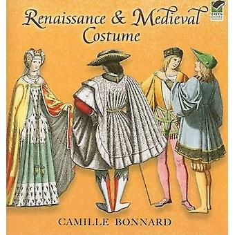 Renessanssin keskiaikainen puku Camille Bonnard