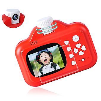 كاميرا طباعة فورية للأطفال مع ورق الصور الحرارية