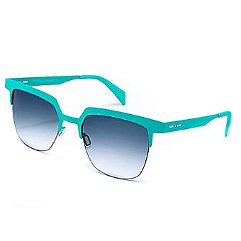 ITALY INDEPENDENT 0503-036-000 Sunglasses, Green, 52.0 Unisex-Adult