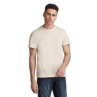 G-STAR RAW D16411 T-Shirt, Ljus flytande rosa 336-c449, XL Herr