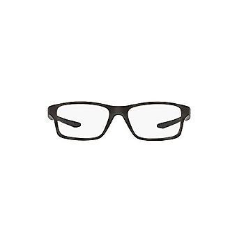 Oakley, Unisex-Erwachsene Brille, Burgund, 55(1)