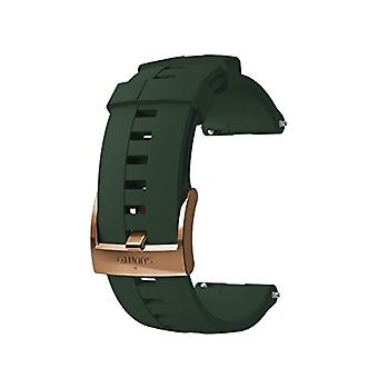 SUUNTO Spartan Sport WHR, Unisex-Adult Strap, Forest/Copper, One Size